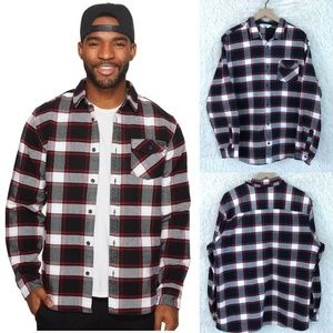O'Neill/Woolrich | Flannel Button Down Size XXL